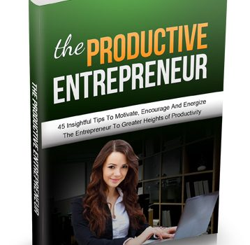 028 – The Productive Entrepreneur PLR