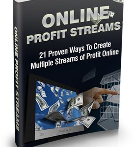 004 – Online Profits Streams PLR
