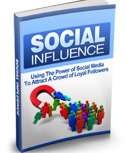 021 – Social Influence PLR