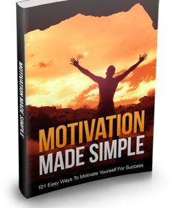 023 – Motivation Made Simple PLR