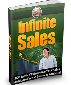 025 – Infinite Sales PLR