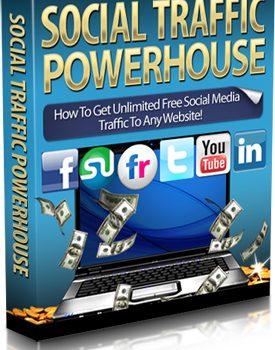 008 – Social Traffic Powerhouse PLR