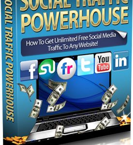 008 – Social Traffic Powerhouse PLR