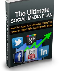 012 – The Ultimate Social Media Plan PLR