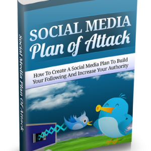 029 – Social Media Plan Of Attack PLR