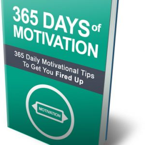 034 – 365 Days Of Motivation PLR