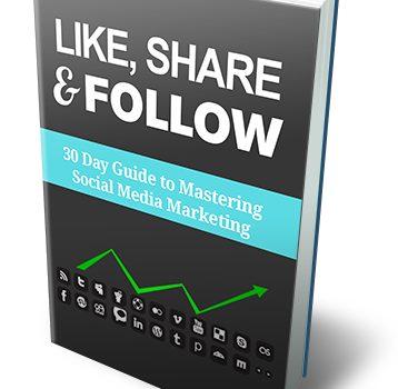 035 – Like, Share & Follow PLR