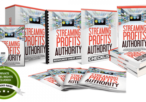 049 – Streaming Profits Authority PLR