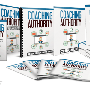 050 – Coaching Authority PLR