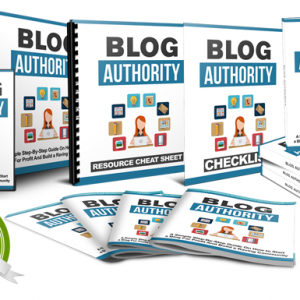 043 – Blog Authority PLR