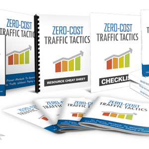 053 – Zero-Cost Traffic Tactics PLR