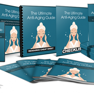 068 – The Ultimate Anti-Aging Guide PLR