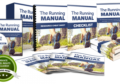 070 – The Running Manual PLR