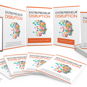 081 – Entrepreneur Disruption PLR