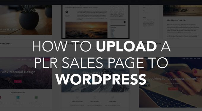 Blog Feature Image Upload Wordpress