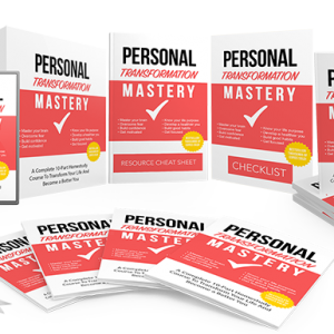 084 – Personal Transformation Mastery PLR