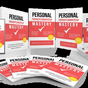 084 – Personal Transformation Mastery PLR