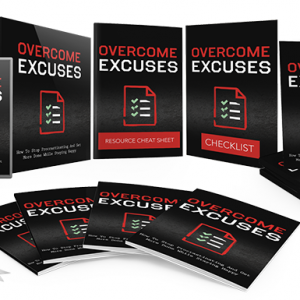 086 – Overcome Excuses PLR