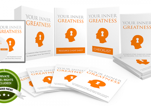 087 – Your Inner Greatness PLR