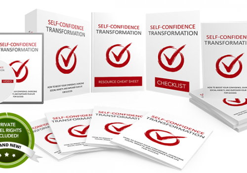 089 – Self-Confidence Transformation PLR