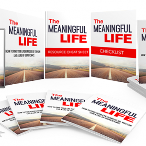 091 – The Meaningful Life PLR