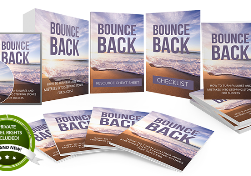 101 – Bounce Back PLR