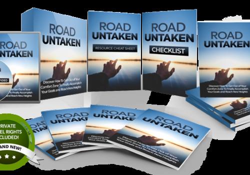 107 – Road Untaken PLR