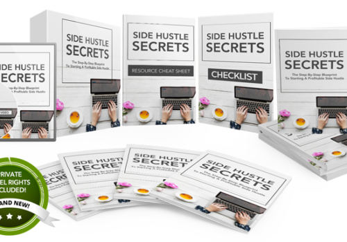 110 – Side Hustle Secrets PLR