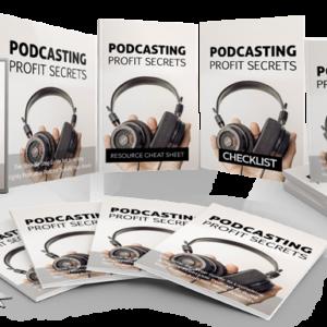 112 – Podcasting Profit Secrets  PLR