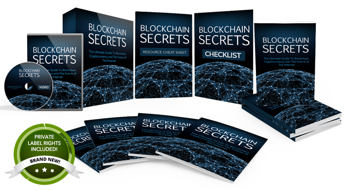 114 – Blockchain Secrets  PLR