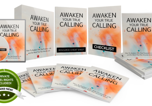 115 – Awaken Your True Calling  PLR