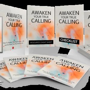 115 – Awaken Your True Calling  PLR