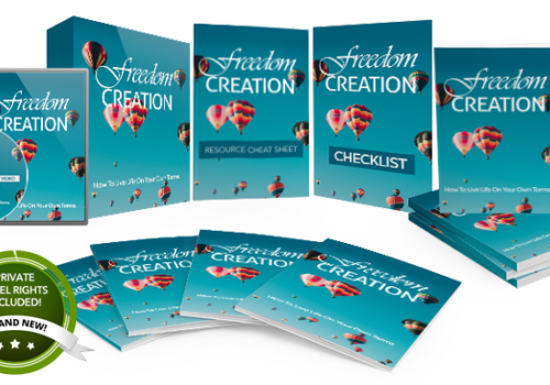 109 – Freedom Creation PLR