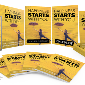 117 – Happiness Starts With You PLR