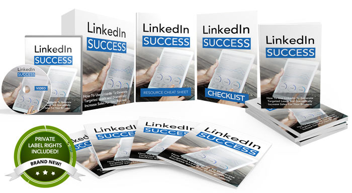 118 – LinkedIn Success PLR