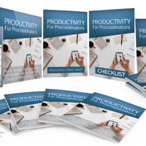 119 – Productivity For Procrastinators PLR