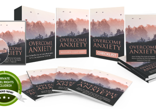 121 – Overcome Anxiety PLR