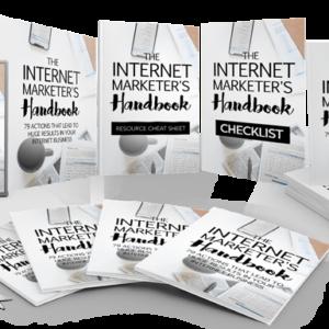 122 – The Internet Marketer's Handbook PLR