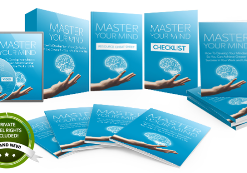 123 – Master Your Mind PLR