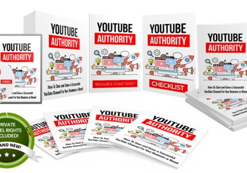 124 – YouTube Authority PLR