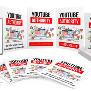 124 – YouTube Authority PLR