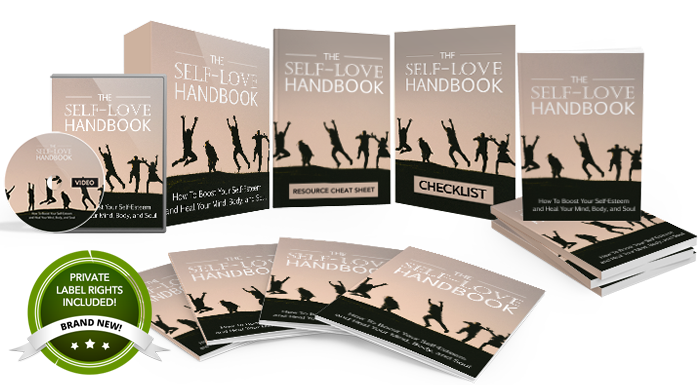 125 – The Self-Love Handbook PLR
