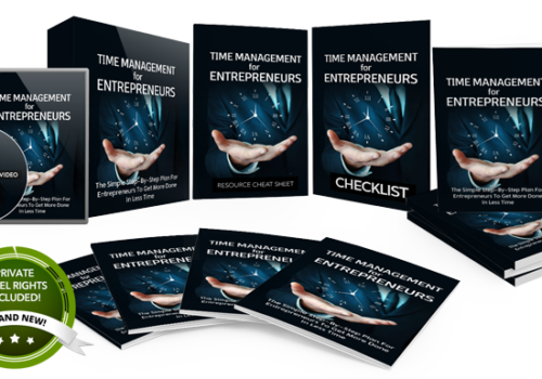 126 – Time Management For Entrepreneurs PLR