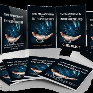 126 – Time Management For Entrepreneurs PLR