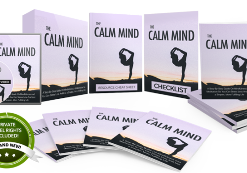 129 – The Calm Mind PLR