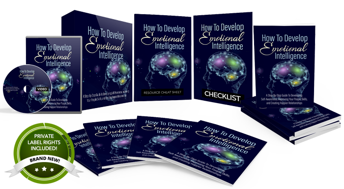 131 – How To Develop Emotional Intelligence PLR