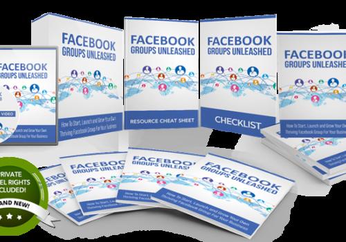 132 – Facebook Groups Unleashed PLR
