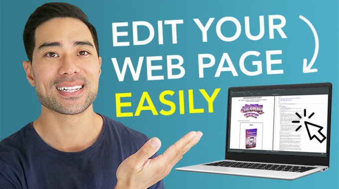 How To Edit A PLR Web Page Using BlueGriffon