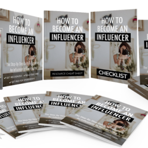 134 – How To Become An Influencer PLR