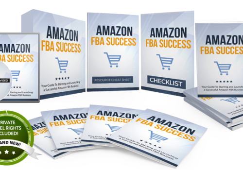 136 – Amazon FBA Success PLR